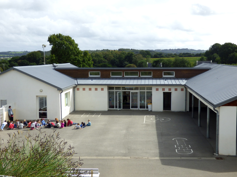 école-Trégourez